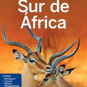 guía lonely planet sur de África